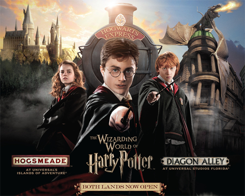 The Wizarding World of Harry Potter Universal Studios Orlando