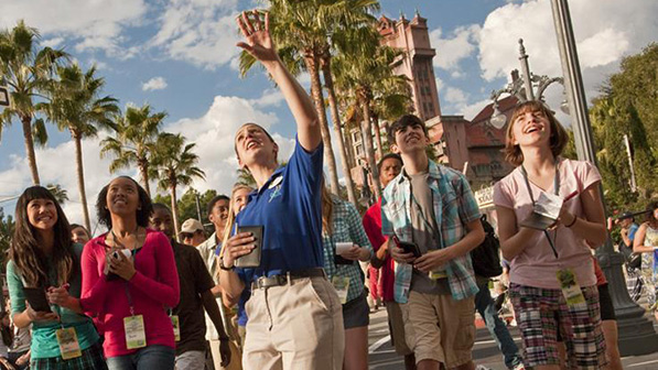Discover how Walt Disney Imagineering uses the powers of science to develop our world-famous theme parks and attractions.