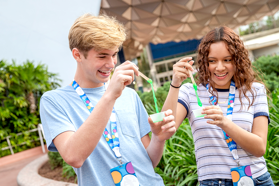 Gain a greater understanding of modern chemistry and its practical application through observations and hands-on experiments within Epcot.