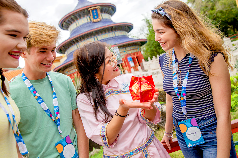 Discover how technology, communication and commerce have bridged cultural gaps around the world as you navigate the international pavilions of Epcot World Showcase.